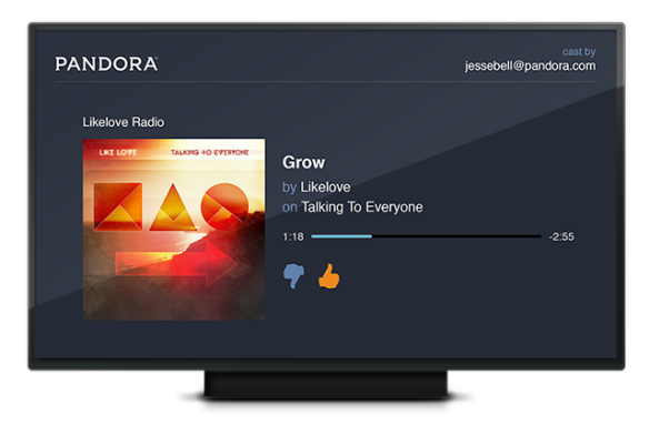 pandora_chromecast_nowplaying_tv