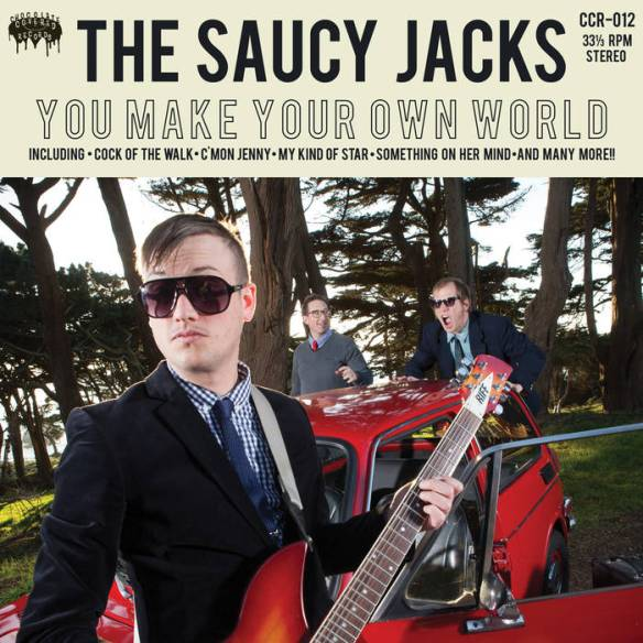 7. The Saucy Jacks