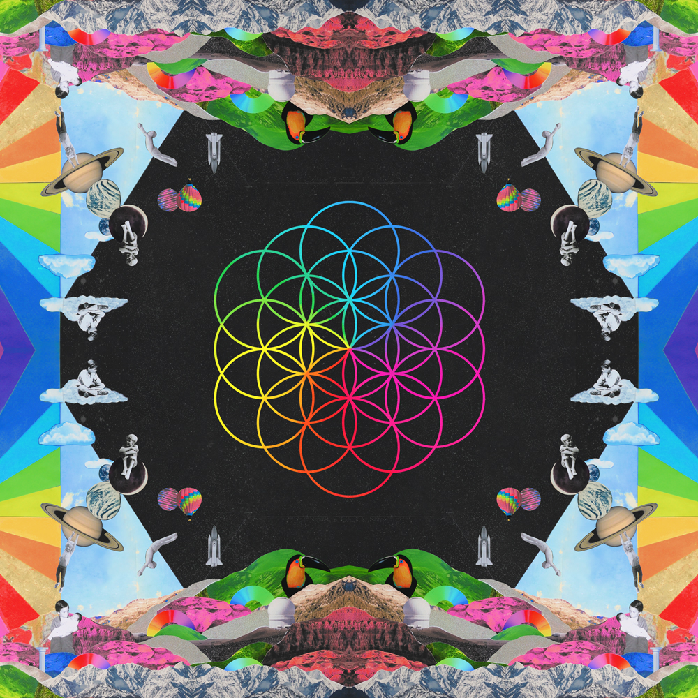 1. Coldplay