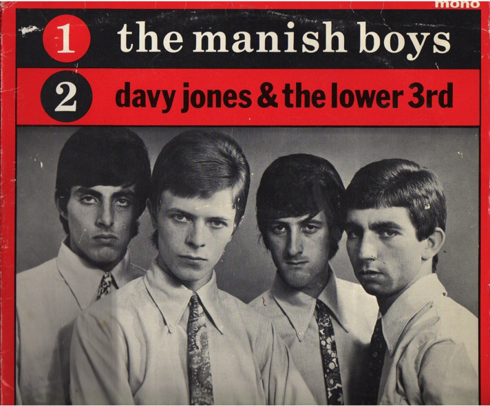 The Manish Boys - Davy Jones & The Lower 3rd