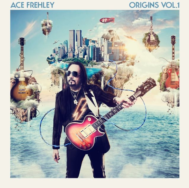 4. Ace Frehley